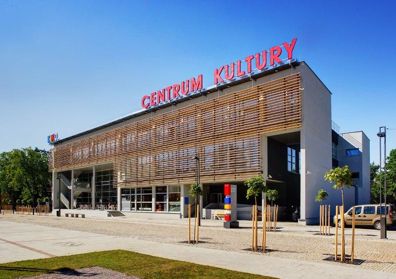 Centrum Kultury w Grodzisku Maz.