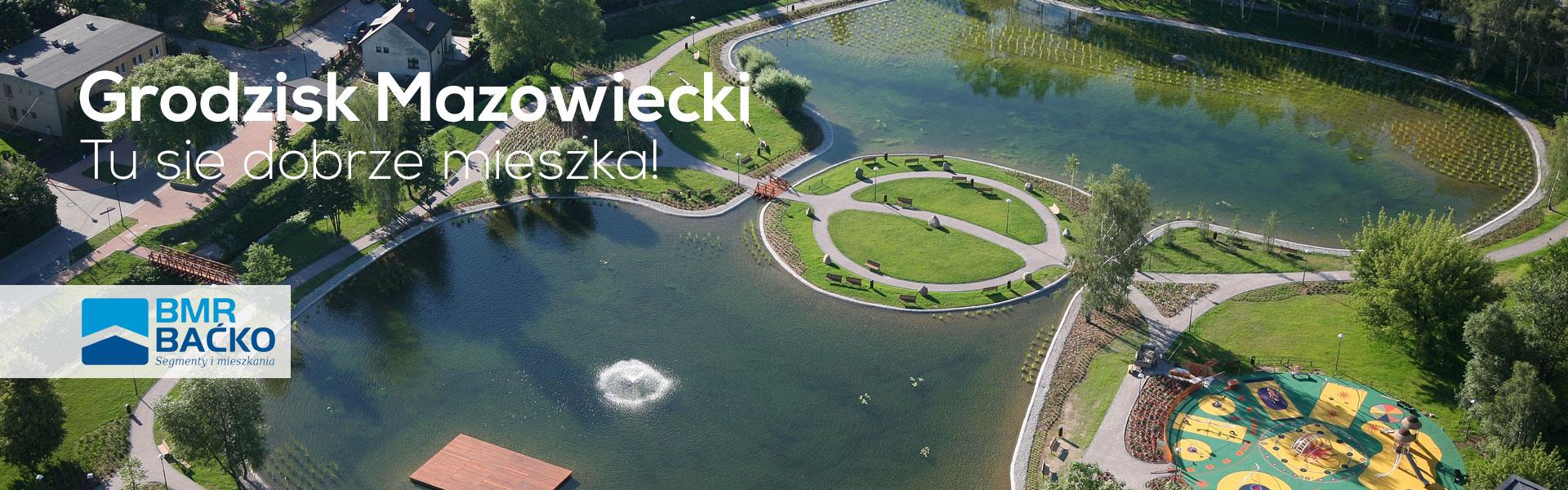 Park Goliana - Grodzisk Mazowiecki